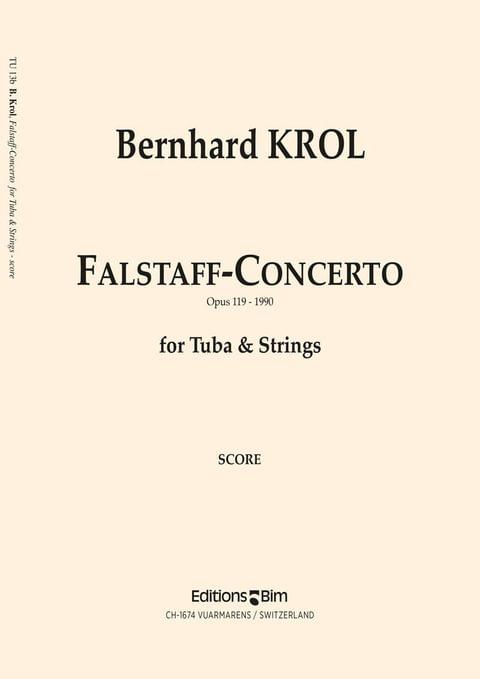 Krol Bernhard Falstaff Concerto Tu13