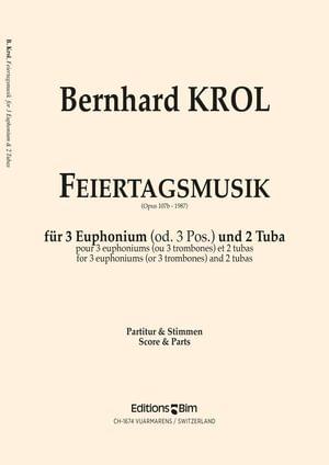 Krol Bernhard Feiertagsmusik Tu20