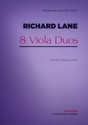 Lane Richard 8 Violas Duos Va9