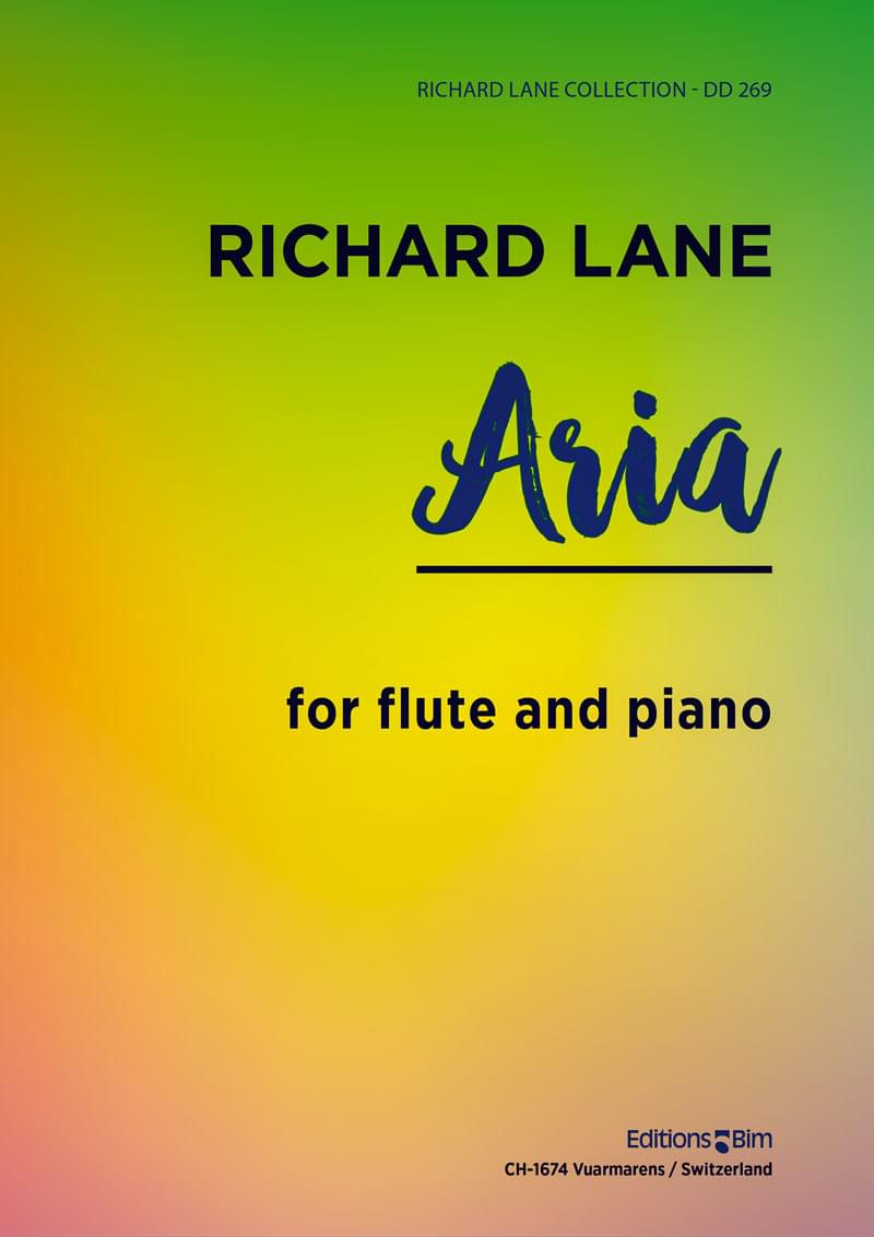 Lane Richard Aria Flute Fl27