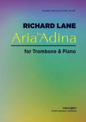 Lane Richard Aria For Adina Tb67