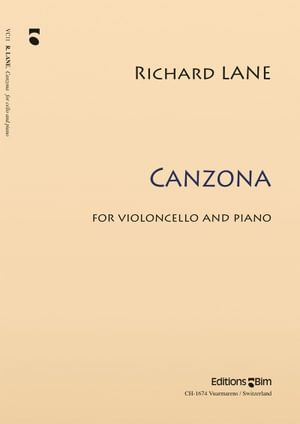 Lane Richard Canzona Vc11
