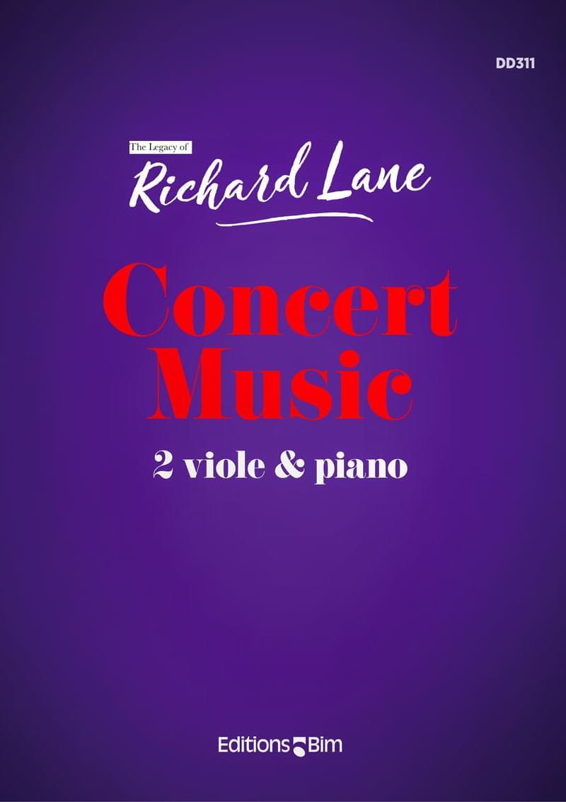Lane Richard Concert Music Va22