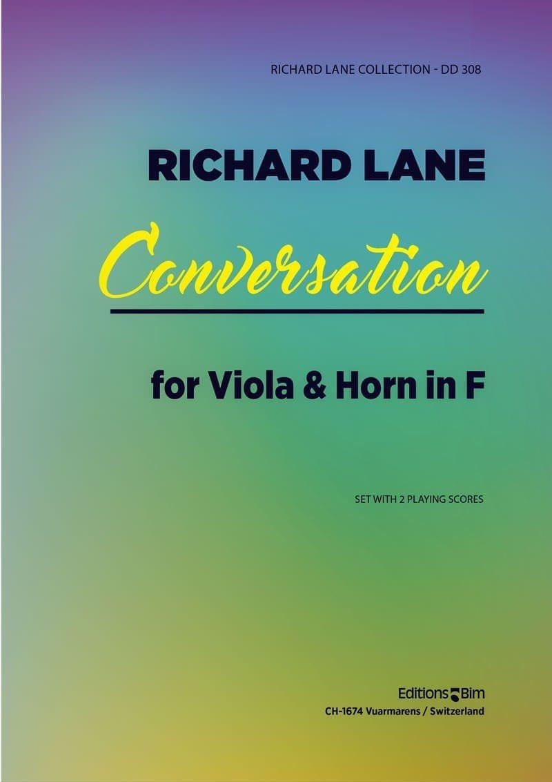 Lane Richard Conversation Co72
