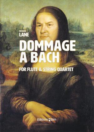Lane Richard Dommage A Bach Fl23B