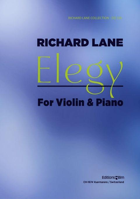 Lane Richard Elegy Vn22