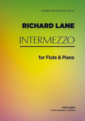 Lane Richard Intermezzo Flute Fl24