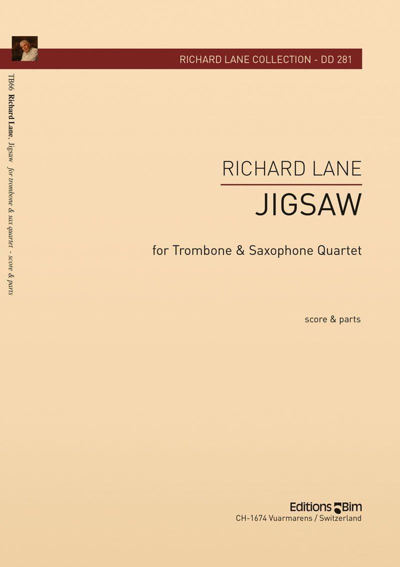 Lane Richard Jigsaw Tb66