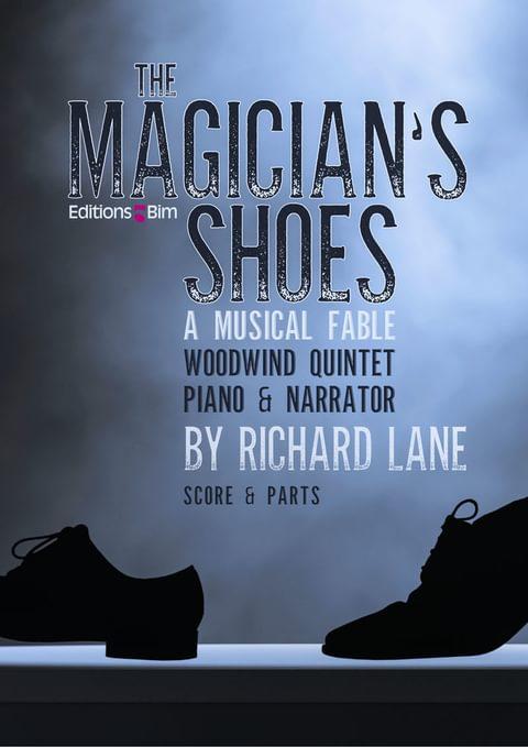 Lane Richard Magicians Shoes Wq Mcx47D