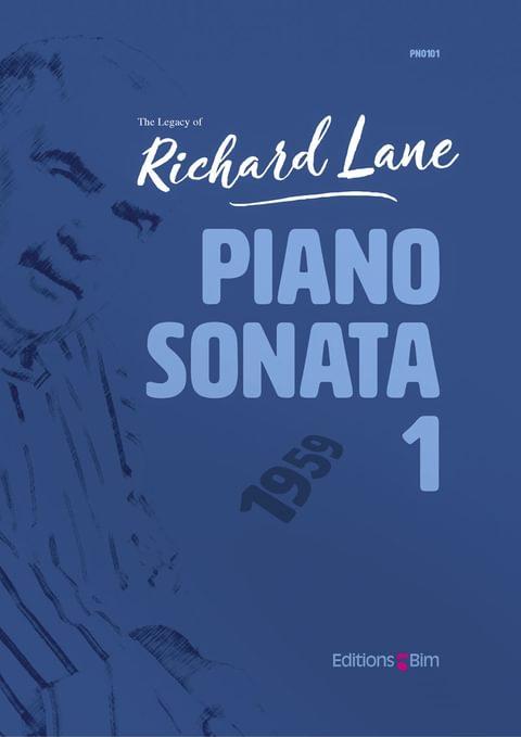 Lane Richard Piano Sonata 1 Pno101