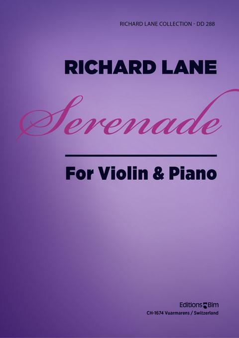 Lane Richard Serenade Violin Vn25