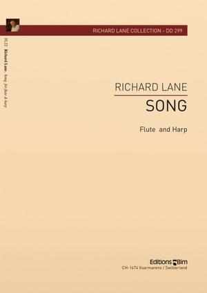 Lane Richard Song Flute And Harp Fl22