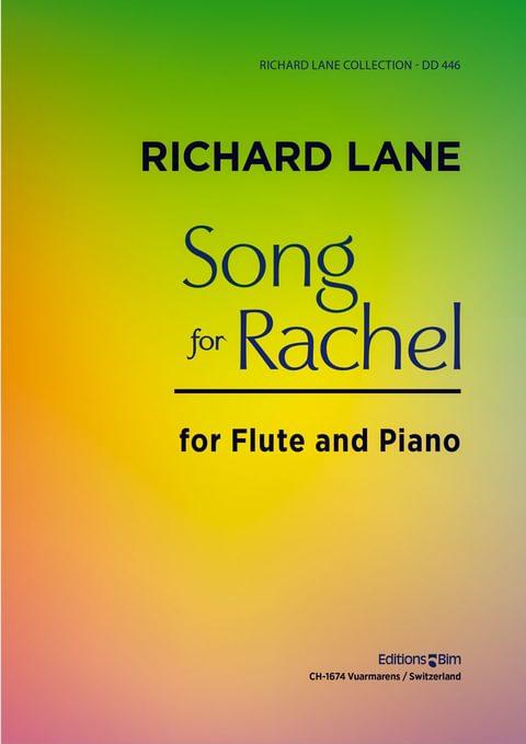 Lane Richard Song For Rachel Fl18