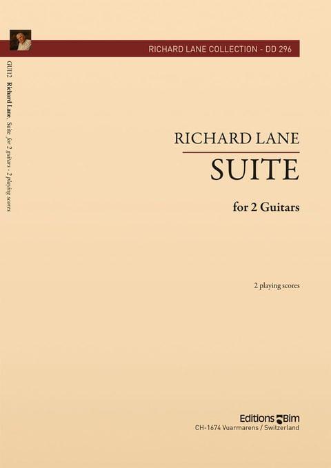 Lane Richard Suite 2 Guitars Gui12