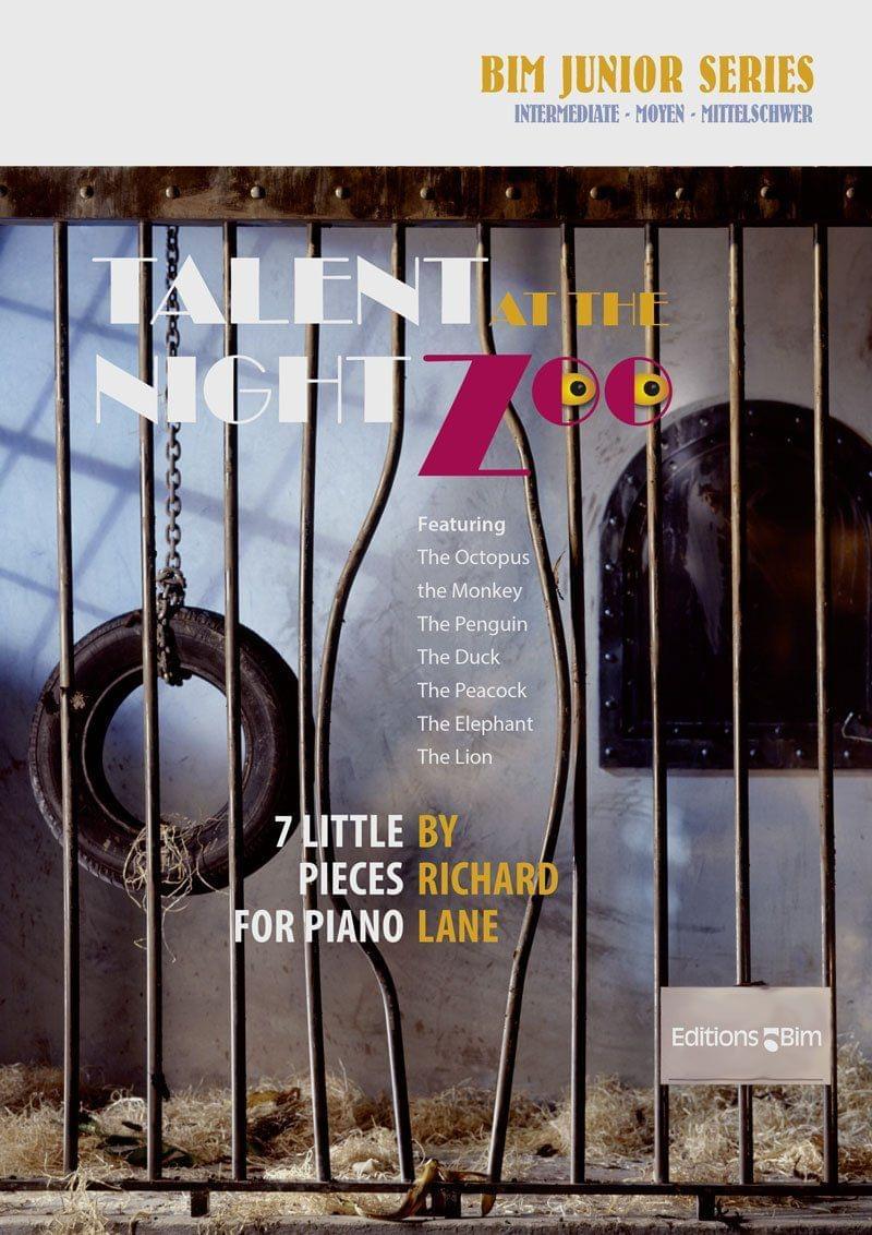 Lane Richard Talent Night Zoo Pno59