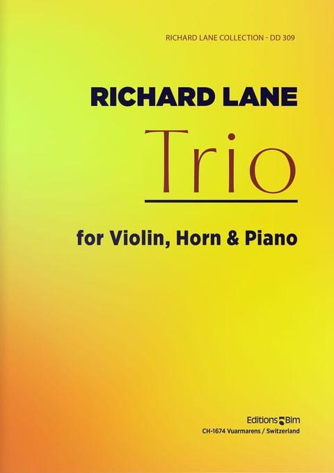 Lane Richard Trio Violin Horn Piano Mcx75