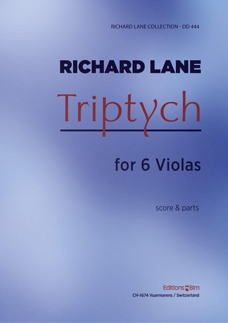 Lane Richard Triptych Va11