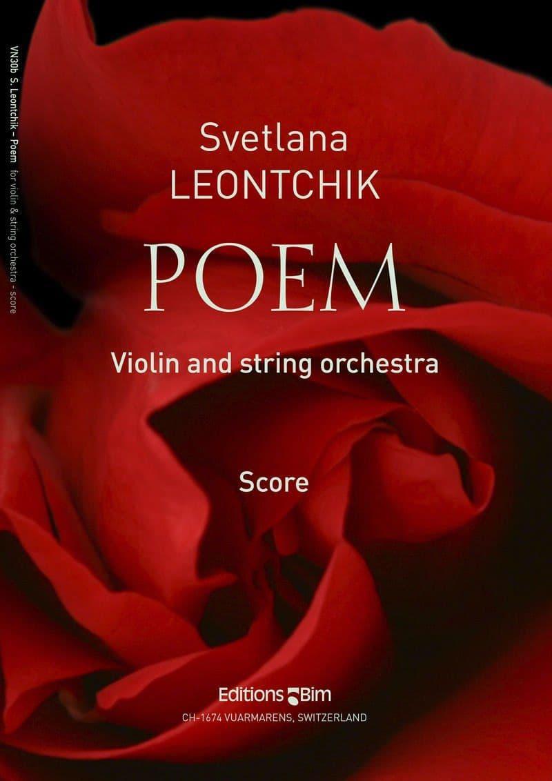Leontchik Svetlana Poem Vn30