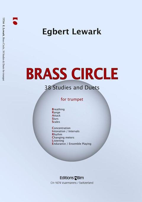 Lewark Egbert Brass Circle Tp266