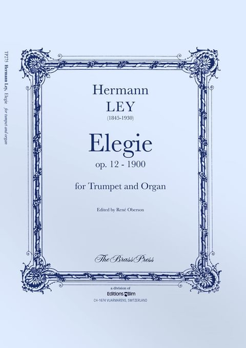 Ley Hermann Elegie Tp275