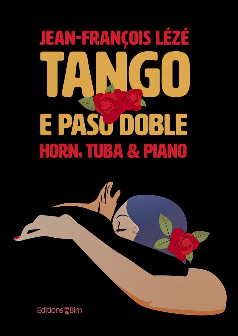Leze Jean Francois Tango E Paso Doble Ens171