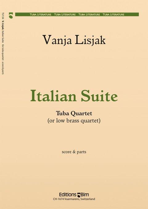 Lisjak Vanja Italian Suite Tu134