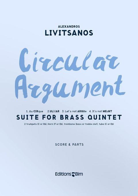 Livitsanos Alexandros Circular Argument Ens229