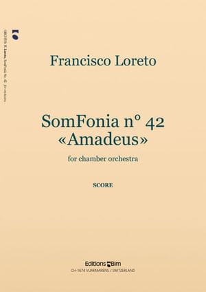 Loreto Francisco Som Fonia 42 Amadeus Orch55