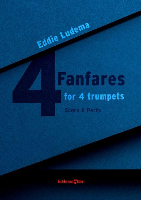 Ludema Eddie 4 Fanfares Tp361