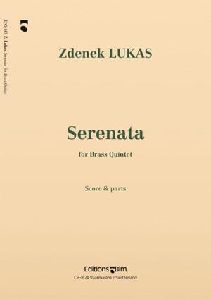 Lukas Zdenek Serenata Ens145