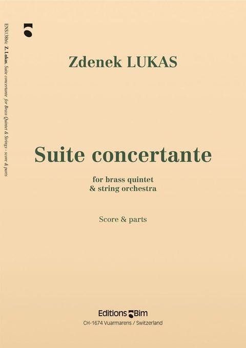Lukas Zdenek Suite Concertante Ens138