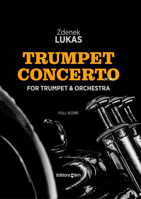 Lukas Zdenek Trumpet Concerto Tp227