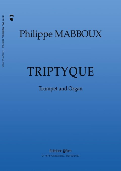 Mabboux Philippe Triptyque Tp204