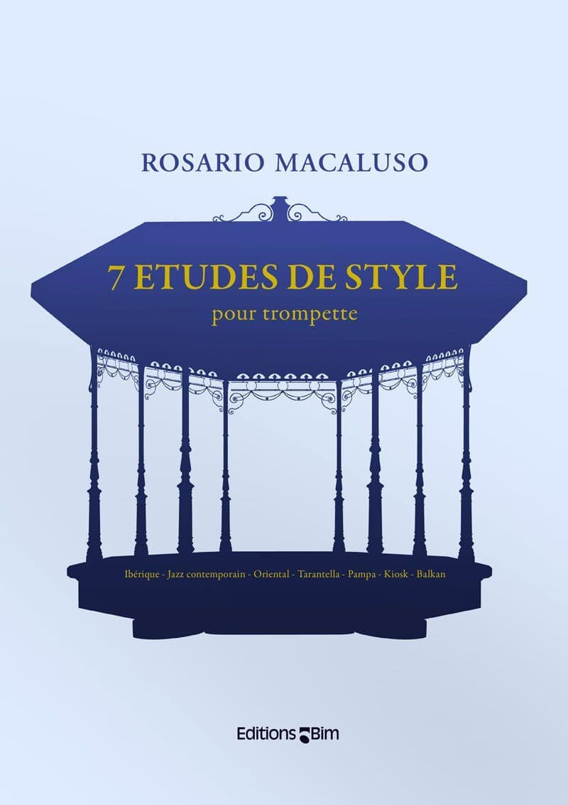 Macaluso Rosario 7 Etude De Style Tp83