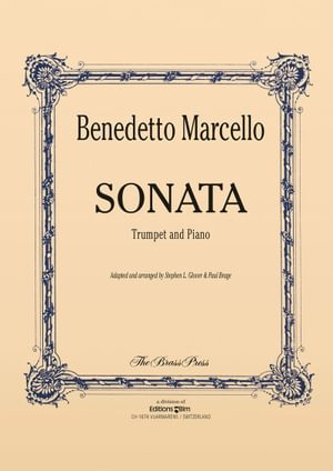 Marcello Benedetto Sonata Tp154