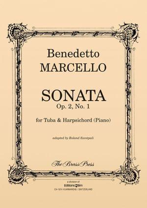 Marcello Benedetto Sonata Tu149