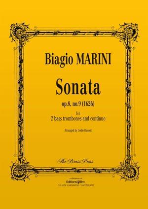 Marini Biagio Sonata Tb37