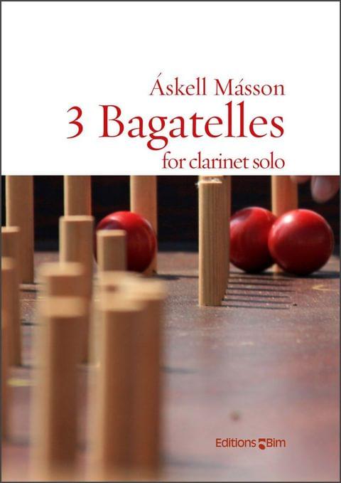 Masson Askell 3 Bagatelles Cl15