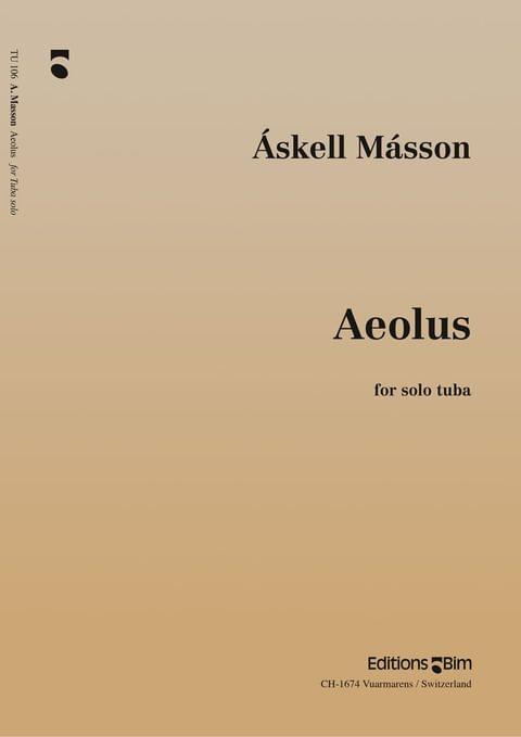 Masson Askell Aeolus Tu106