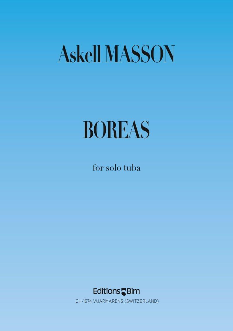 Masson Askell Boreas Tu81