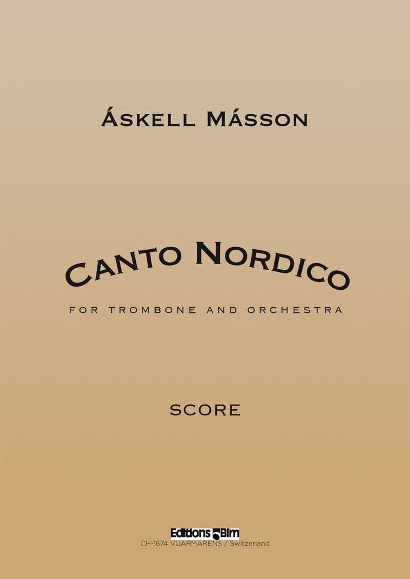 Masson Askell Canto Nordico Tb56