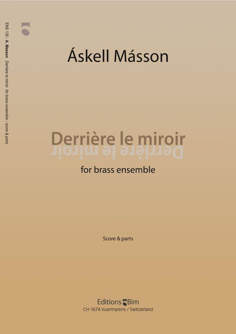 Masson Askell Derriere Le Miroir Ens130