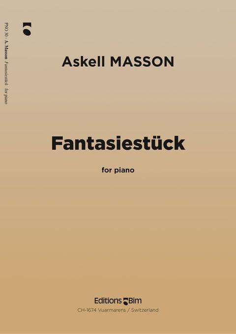 Masson Askell Fantasiestueck Pno30