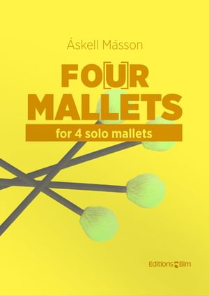 Masson Askell Four Mallets Perc42