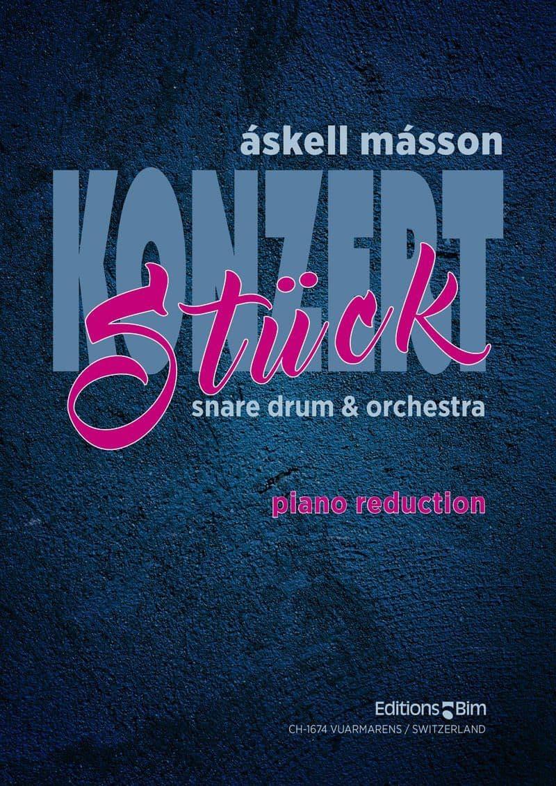Masson Askell Konzertstück Perc4A