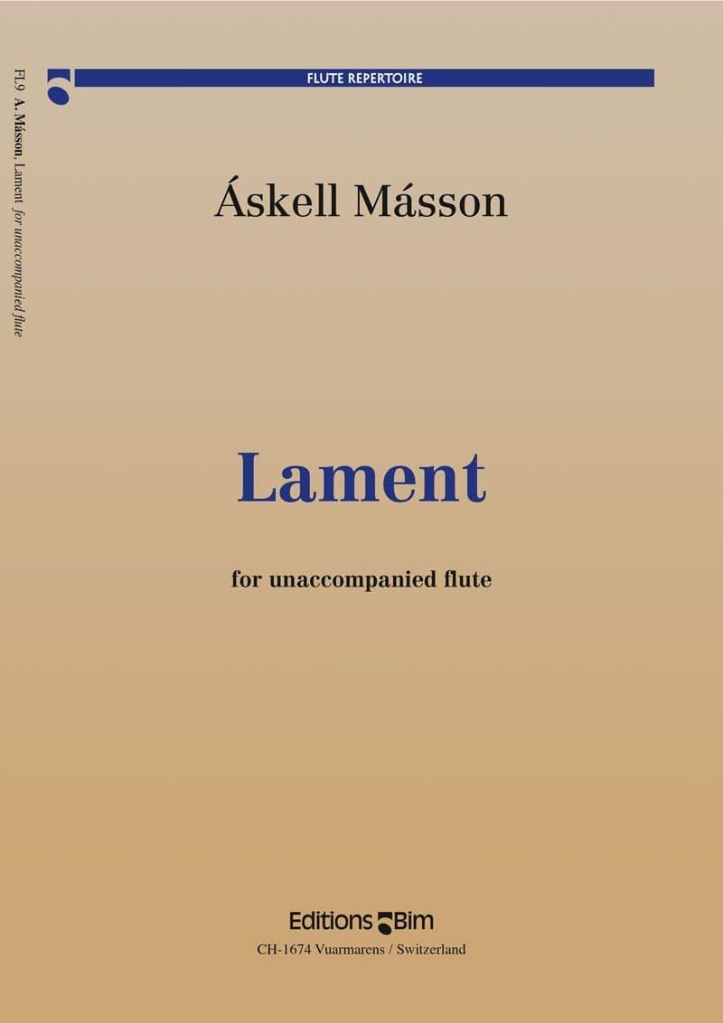 Masson Askell Lament Fl9