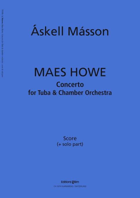 Masson Askell Maes Howe Tu83