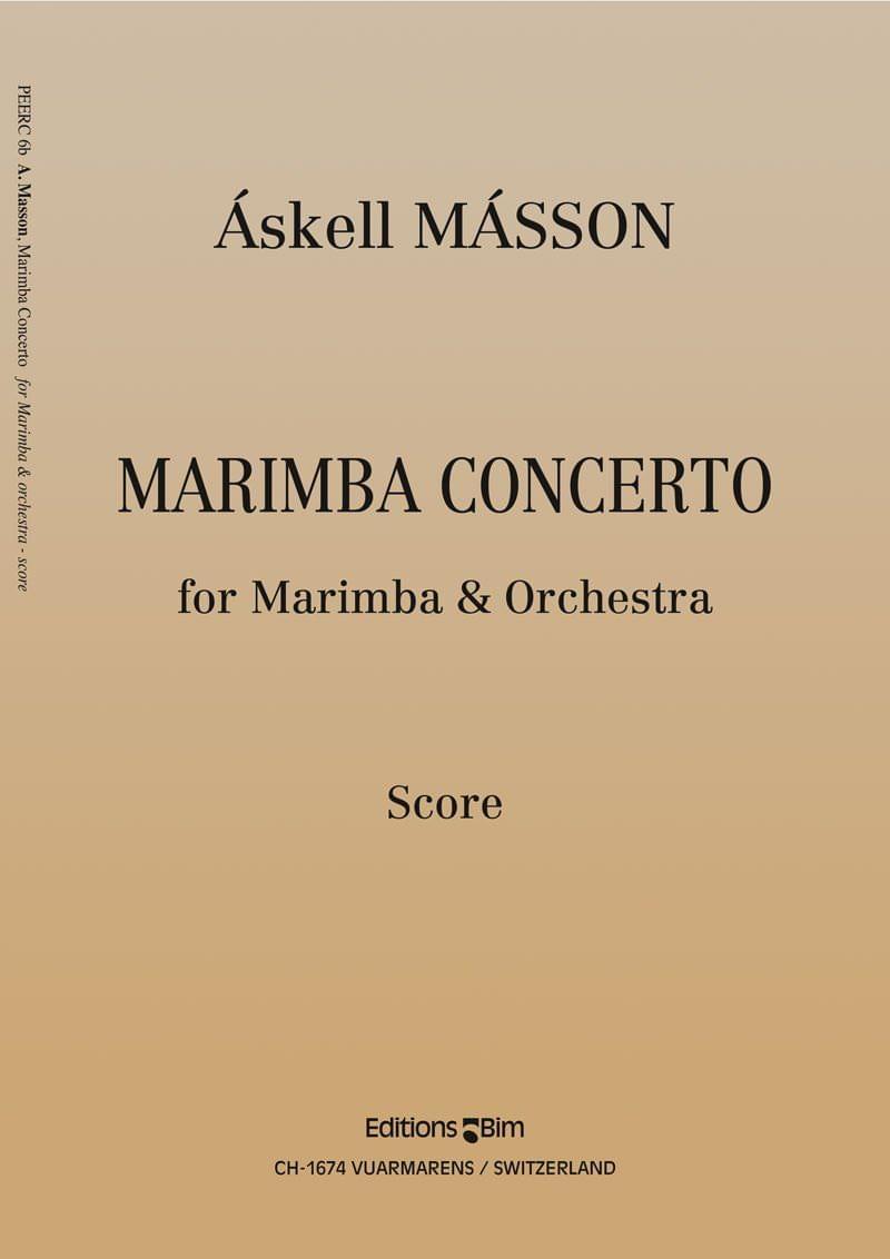 Masson Askell Marimba Concerto Perc6