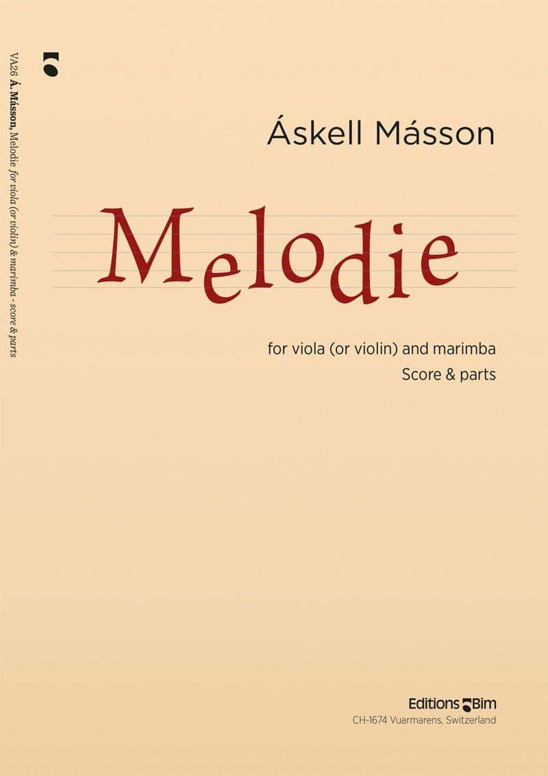 Masson Askell Melodie Va26