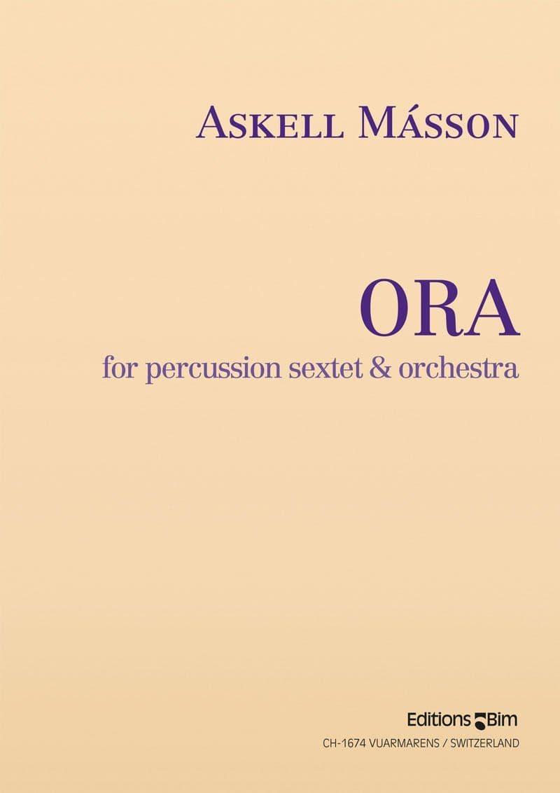 Masson Askell Ora Perc33